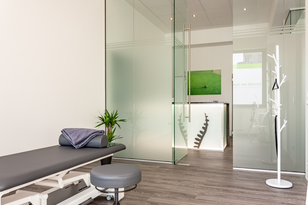 Private Physiotherapie & Osteopathie in Solingen - Wald
